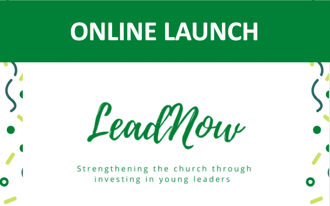 We had such a wonderful online launch of LeadNow
