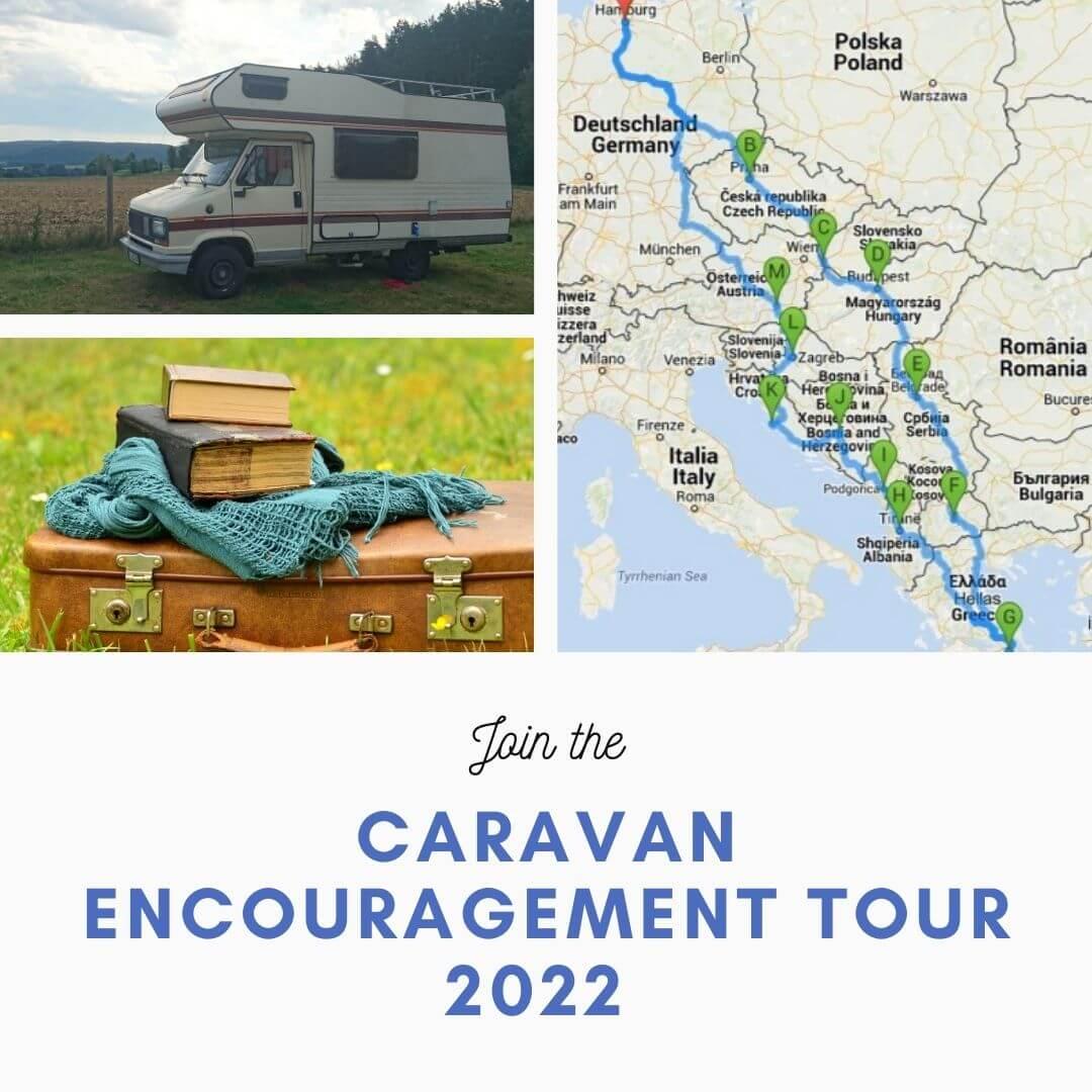 Caravan Encouragement Tour