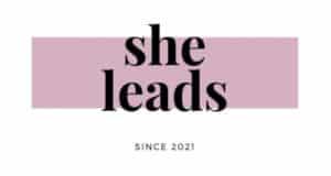 She Leads Logo